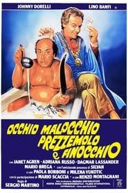 Streaming sources for Occhio malocchio prezzemolo e finocchio