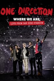 Streaming sources for One Direction Where We Are  The Concert Film