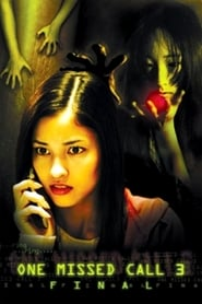 Streaming sources for One Missed Call 3 Final