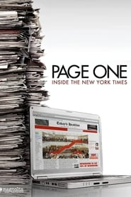 Streaming sources for Page One Inside the New York Times