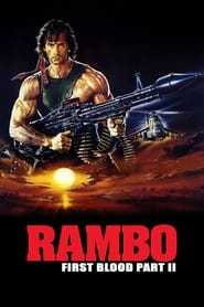 Streaming sources for Rambo First Blood Part II