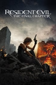 Streaming sources for Resident Evil The Final Chapter