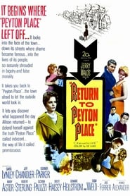 Streaming sources for Return to Peyton Place