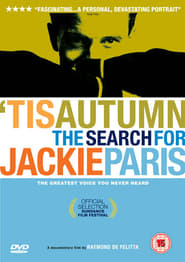 Tis Autumn The Search for Jackie Paris Poster