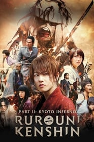 Streaming sources for Rurouni Kenshin Part II Kyoto Inferno