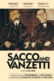 Streaming sources for Sacco and Vanzetti