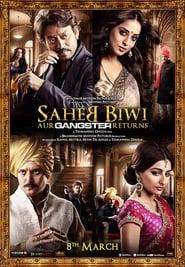 Streaming sources for Saheb Biwi Aur Gangster Returns
