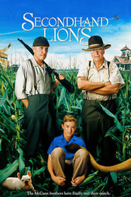Streaming sources for Secondhand Lions