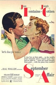 Streaming sources for September Affair