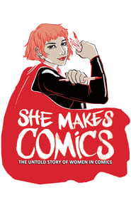 Streaming sources for She Makes Comics