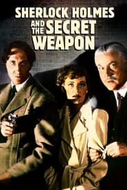 Streaming sources for Sherlock Holmes and the Secret Weapon