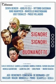 Streaming sources for Signore e signori buonanotte