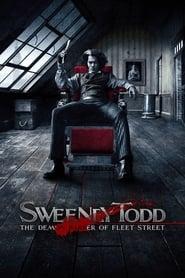 Sweeney Todd The Demon Barber of Fleet Street Poster
