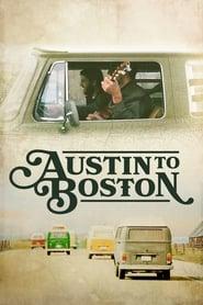 Austin to Boston Poster