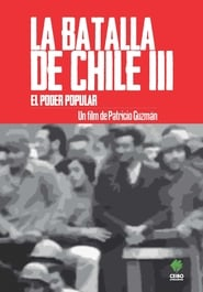 The Battle of Chile Part III Poster
