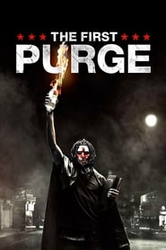 Streaming sources for The First Purge