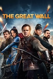 Streaming sources for The Great Wall