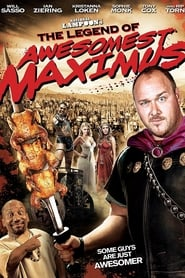 Streaming sources for The Legend of Awesomest Maximus