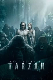 Streaming sources for The Legend of Tarzan