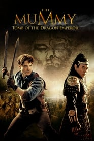 Streaming sources for The Mummy Tomb of the Dragon Emperor