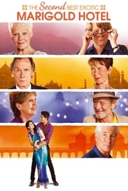 Streaming sources for The Second Best Exotic Marigold Hotel