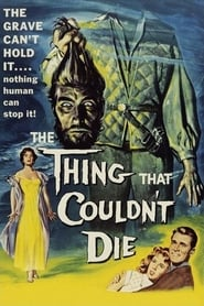 Streaming sources for The Thing That Couldnt Die