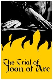 Streaming sources for The Trial of Joan of Arc