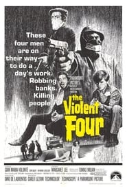 Streaming sources for The Violent Four