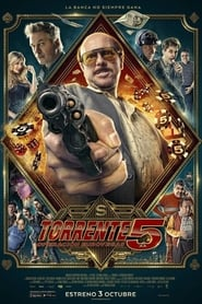 Streaming sources for Torrente 5