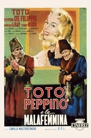 Streaming sources for Toto Peppino and the Hussy