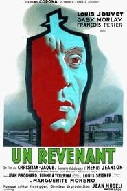 Streaming sources for Un revenant