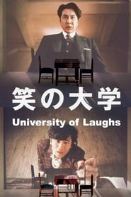 Streaming sources for University of Laughs
