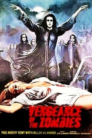 Streaming sources for Vengeance of the Zombies