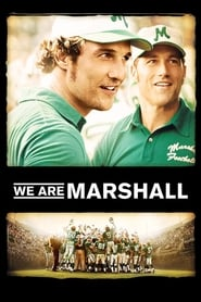 Streaming sources for We Are Marshall