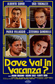 Streaming sources for Dove vai in vacanza