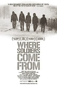 Streaming sources for Where Soldiers Come From