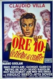 Streaming sources for Ore 10 lezione di canto