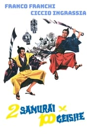 Streaming sources for 2 samurai per 100 geishe