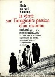 Streaming sources for La vrit sur limaginaire passion dun inconnu