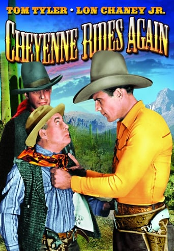 Streaming sources for Cheyenne Rides Again