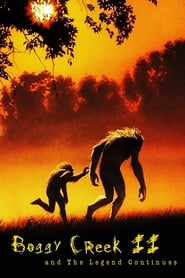 Streaming sources for Boggy Creek II And the Legend Continues