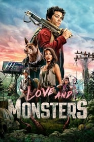 Streaming sources for Love and Monsters