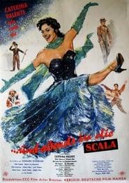 und abends in die Scala Poster