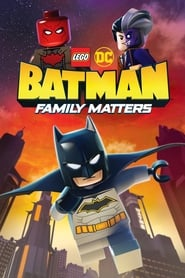 Streaming sources for LEGO DC Batman Family Matters