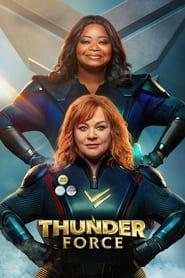 Thunder Force Poster