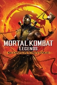 Streaming sources for Mortal Kombat Legends Scorpions Revenge
