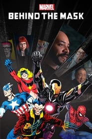 Marvels Behind the Mask Poster