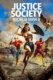 Streaming sources for Justice Society World War II
