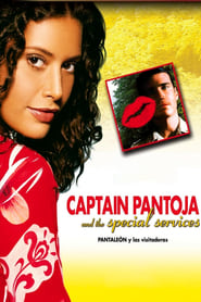 Streaming sources for Captain Pantoja and the Special Services