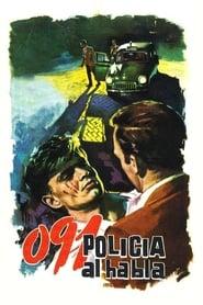 091 Polica al habla Poster